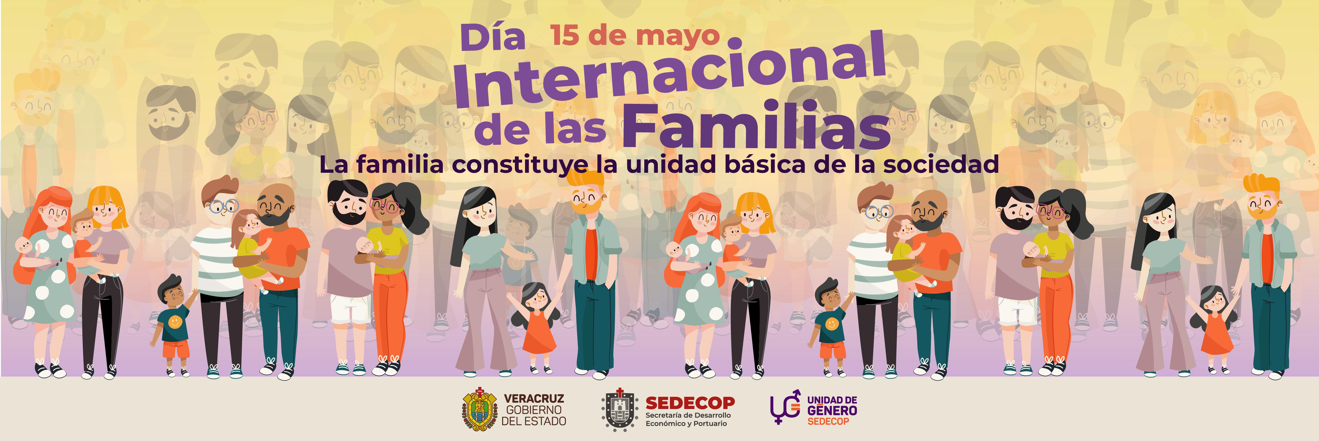 Día Internacional de las Familias15 de mayo-02